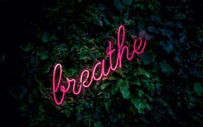Respire, tu fais de ton mieux.